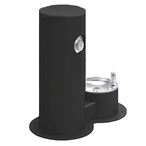 Cool Dog Waterfountain Drink - Black