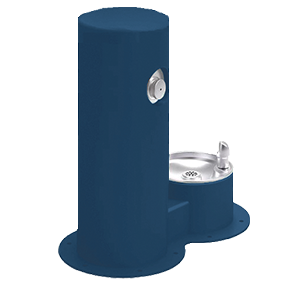 Cool Dog Waterfountain Drink - Blue
