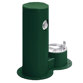 Cool Dog Waterfountain Drink - Green