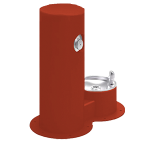 Cool Dog Waterfountain Drink - Red